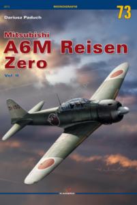 Kagero 3073 Mitsubishi A6M Reisen Zero vol. II