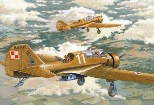 Mirage Hobby 481303 Polish Bomber PZL-23A early (1:48)