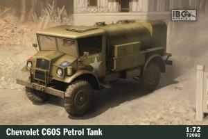 IBG 72092 Chevrolet C60S Petrol Tank 1/72