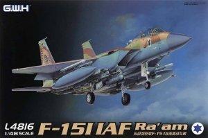 Great Wall Hobby L4816 F-15I IAF (1:48)