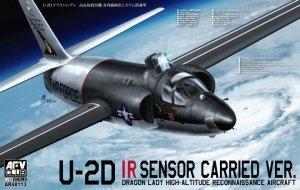 AFV Club AR48113 Lockheed U-2D IR Sensor carried ver. 1/48