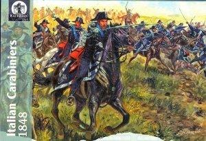 Waterloo 1815 AP005 Italian carabinniers 1848 (1:72)