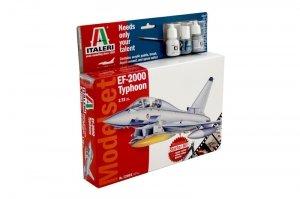 Italeri 72001 EF-2000 TYPHOON Zestaw modelarski 1/72