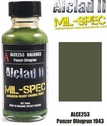 Alclad II ALC E253 RAL6003 Panzer Olivgrun 30ML