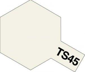 Tamiya TS45 Pearl White (85045)