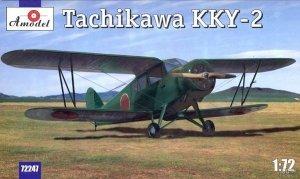 A-Model 72247 TACHIKAWA KKY-2 1/72