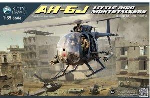 Kitty Hawk 50003 AH-6J/MH-6J Little Bird Nightstalkers 1/35