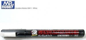 Gunze Sangyo GM11 White Gundam Marker