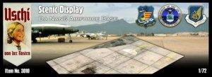Uschi van der Rosten 3010 Scenic Display Da Nang Airforce Base 1/72