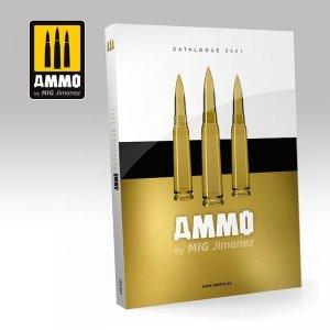 Ammo of Mig 8300 AMMO CATALOGUE 2021