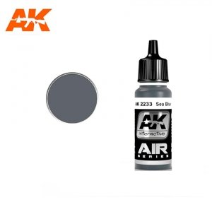 AK Interactive AK 2233 SEA BLUE 17ml