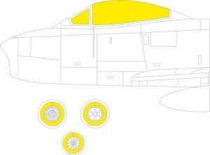 Eduard EX783 Sabre F.4 AIRFIX 1/48