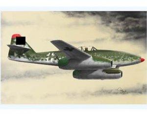 Trumpeter 01318 Messerschmitt Me262 A-2a 1/144