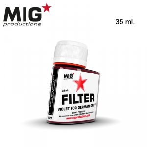 Mig Productions F427 VIOLET FOR GERMAN GREY 35ml