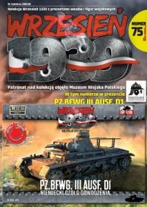 First to Fight PL075 Pz.BfWg. III Ausf. D1 1/72