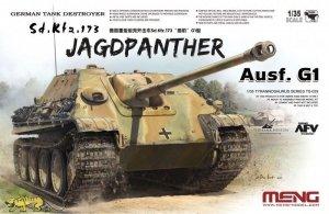 Meng TS-039 Sd.Kfz.173 Jagdpanther Ausf.G1 1/35
