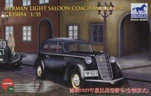 Bronco CB35054 Opel Olympia German Light Saloon Coach Mod. 1937 (1:35)