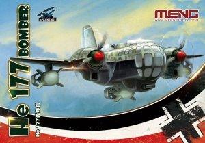 Meng Model mPLANE-003 He 177A-5 Bomber