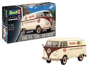 Revell 07677 VW T1 Dr. Oetker 1/24