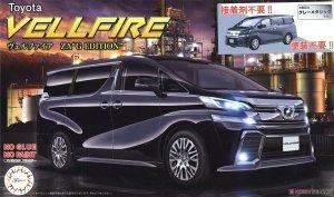 Fujimi 066240 Toyota Vellfire ZA G Edition 1/24