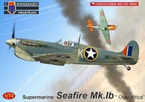 """Kovozavody Prostejov KPM0241 Seafire Mk.Ib """"Over Africa"""" 1/72"""