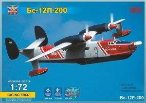 Modelsvit 72037 Be-12P-200 Experimental firefighting flying boat 1/72