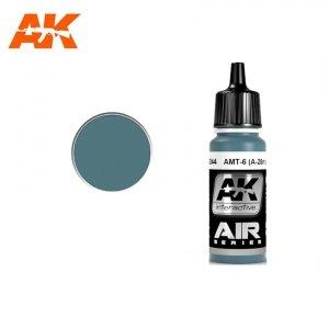 AK Interactive AK 2244 AMT-7 (A-28M) LIGHT BLUE 17ml