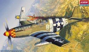 Academy 12464 P-51B Mustang (1:72)