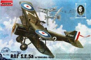 Roden 416 RAF S.E.5a w/Wolseley Viper
