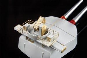 MK1 Design MS-20015 HMS HOOD ARMAMENT SET 1/200