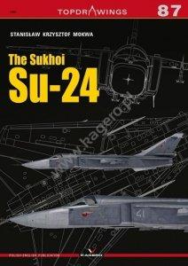 Kagero 7087 The Sukhoi Su-24 EN/PL