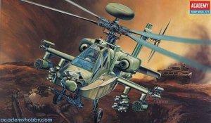 Academy 12268 AH-64D LONGBOW APACHE (1:48)