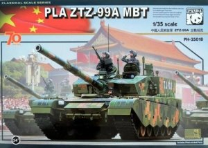 Panda Hobby 35018 PLA ZTZ-99A MBT 1/35