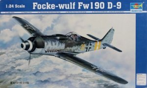 Trumpeter 02411 Focke-wulf Fw190 D-9 (1:24)
