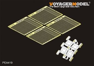 Voyager Model PEA419 Chinese PLA ZTD-05 AAAV Track Pins(For HOBBYBOSS 82484/82483) 1/35