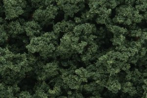 Woodland Scenics WFC1646 Medium Green Underbrush 1L