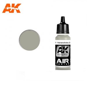 AK Interactive AK 2262 HAIRANSHOKU (GREY INDIGO) 17ml
