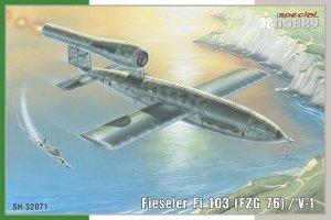 Special Hobby 32071 Fieseler Fi 103 / V-1 1/32