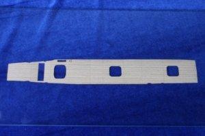 MK1 Design MD-70009 SHOKAKU Wooden Deck for Tamiya 1/700