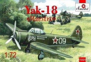A-Model 72321 Yak-18 Maestro 1:72