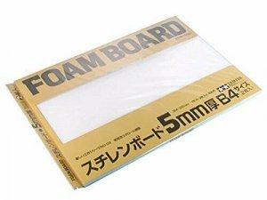 Tamiya 70139 Foam Board 5mm Set 257 x 364mm 2psc