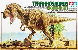 Tamiya 60102 Tyrannosaurus Diorama Set