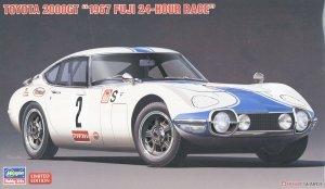 Hasegawa 20464 Toyota 2000GT 1967 Fuji 24-hour Race 1/24