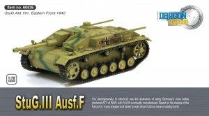 Dragon 60536 StuG.III Ausf.F StuG.Abt.191, Eastern Front 1942 1/72