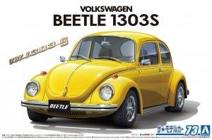 Aoshima 06130 Volksvagen 13AD Beetle 1303S 1/24