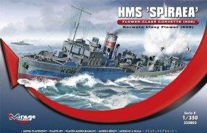 Mirage Hobby 350803 HMS SPIRAEA Korweta klasy Flower 1/350