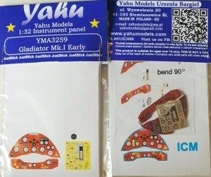Yahu YMA3259 Gladiator I ICM 1/32