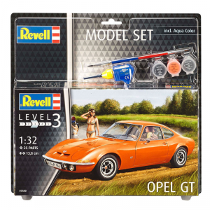 Revell 67680 Model Set Opel GT (1:32)