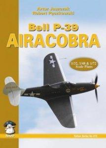 MMP Books 21283 Bell P-39 Airacobra (2nd Edition) EN