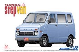 Aoshima 05571 Honda VA Life Step Van '74 1/20